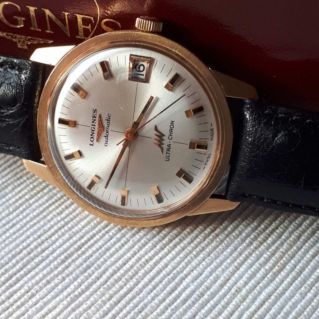 Longines-Ultra Chron-153.10040-cal 431-18k-1969