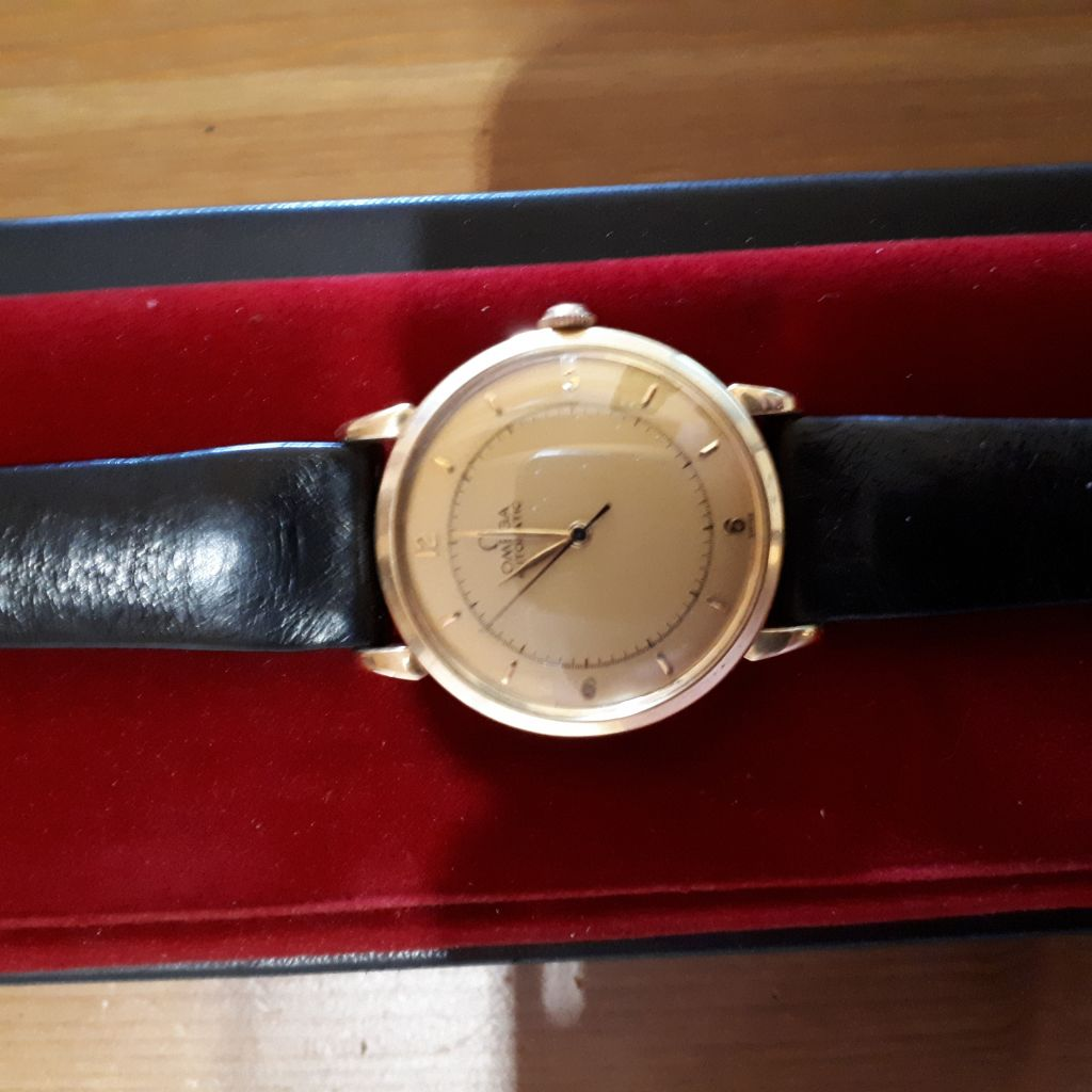 Omega- hammer automatic-cal28.10 PC-1944