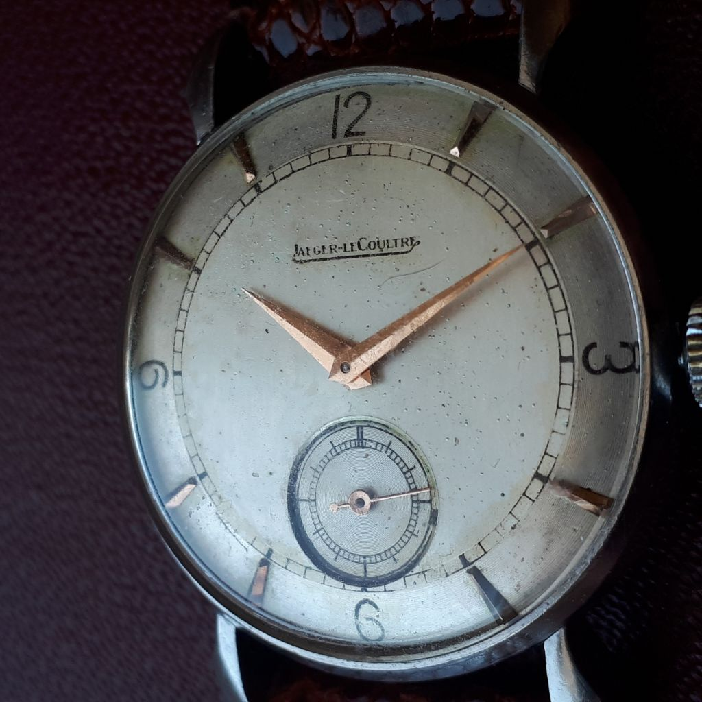 Jeager LeCoultre-cal428/2-1947