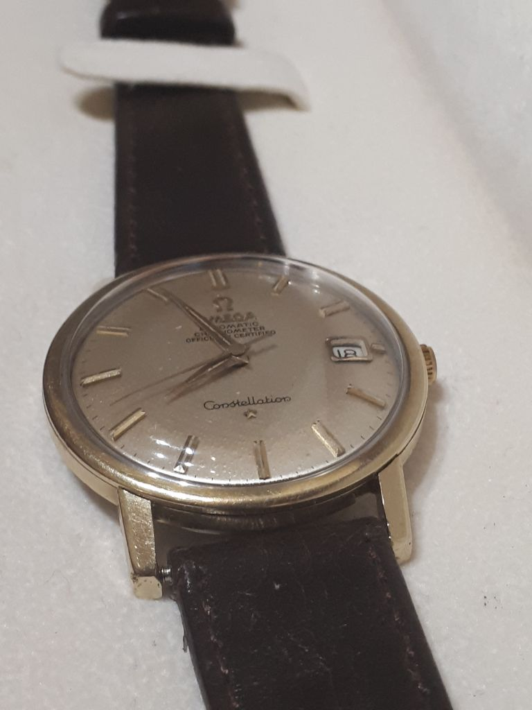 Omega-Constellation-de Luxe-168.010-cal561-1966